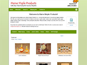 Maine Maple Products