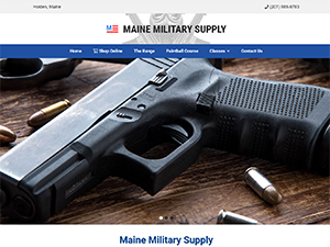 Maine Military Supply
